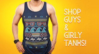 Shop Guys & Girly Tanks