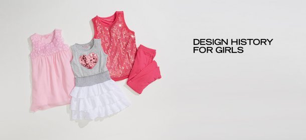 DESIGN HISTORY FOR GIRLS, Event Ends May 2, 9:00 AM PT >