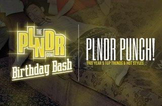 PLNDR Punch!
