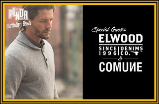 Special Guest: Elwood & COMUNE