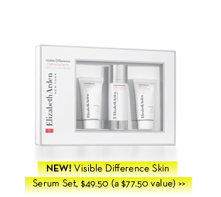 NEW! Visible Difference Skin Serum Set, $49.50 (a $77.50 value).