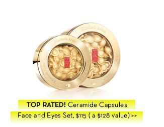 TOP RATED! Ceramide Capsules Face and Eyes Set, $115 (a $128 value).