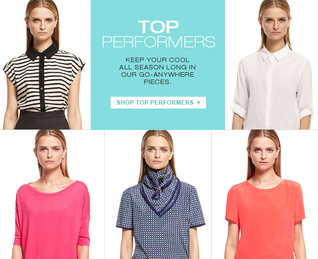 SHOP TOP PERFORMERS