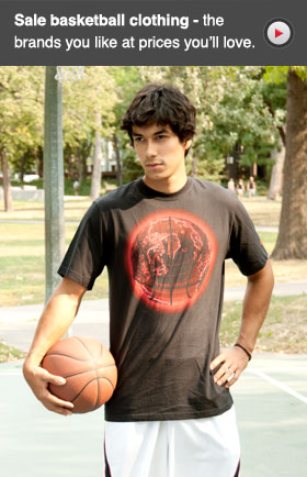 Sale Basketball Clothing