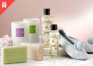 Celebrate Mom: Spa & Relaxation Essentials