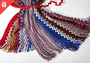 Mother's Day Chic: Missoni Scarves
