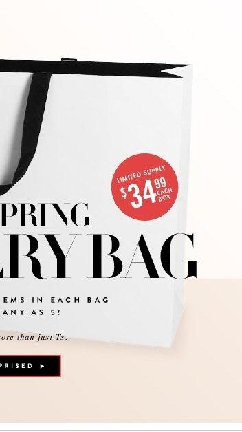 Spring Mystery Bag