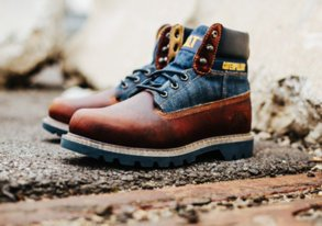 Shop CAT Footwear: Brand New Styles