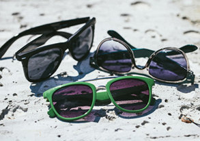 Shop AJ Morgan Clear & Colorful Shades