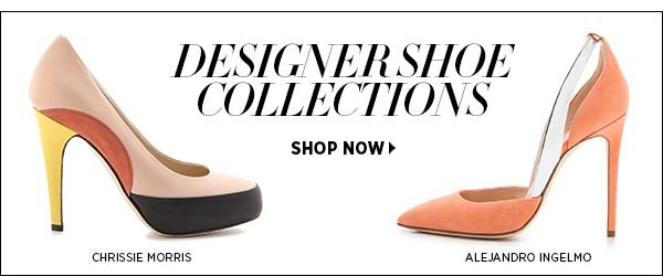Shop Designer Boutique Shoes >>