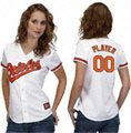 Baltimore Orioles -Any Player- Women's MLB Replica Jersey