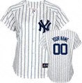 New York Yankees -Personalized with Your Name- Women's MLB Replica Jersey