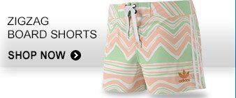 Shop Women's Zigzag Board Shorts »