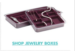 SHOP JEWELRY BOXES