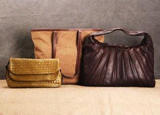 Luxury Handbags by Christian Dior, Bottega Veneta, Prada & more