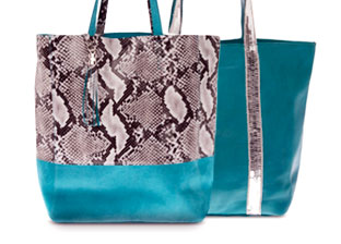 Elysa Handbags Made in Italy