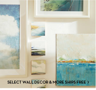 SELECT WALL DECOR & MORE SHIPS FREE