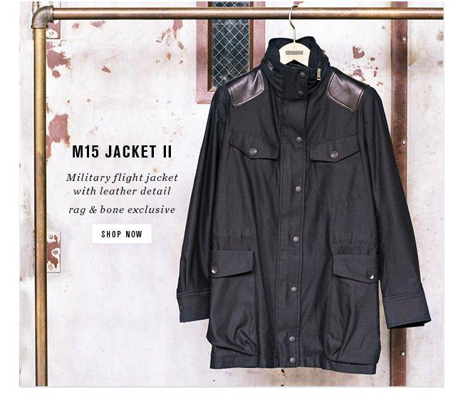 m15 jacket II