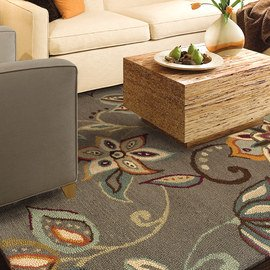 Style Underfoot: Statement Rugs
