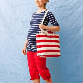 Red, White & Blue: Maternity Apparel