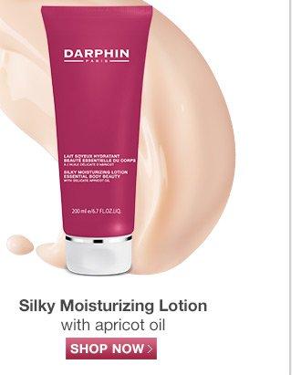 Silky Moisturizing Lotion