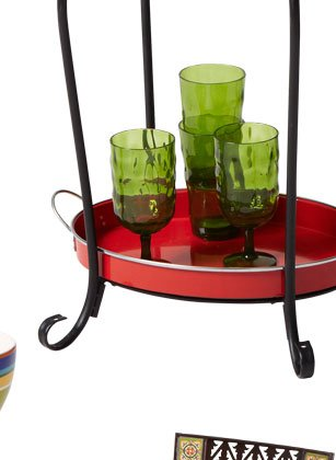 Outdoor Beverage Tub with Stand