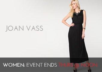 JOAN VASS - WOMEN