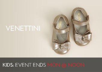VENETTINI - KIDS SHOES