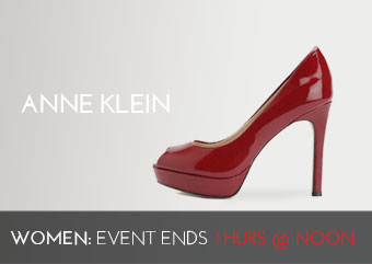ANNE KLEIN - WOMEN'S SHOES