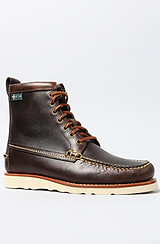The Sherman 1955 Boot in Oak Leather