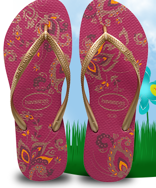 Mother's Day is May 12. You love your mom, she'll love our flip-flops!