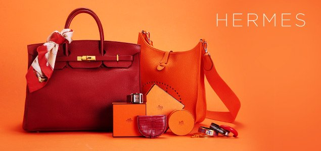 Hermes: Handbags, Scarves, Bangles and More