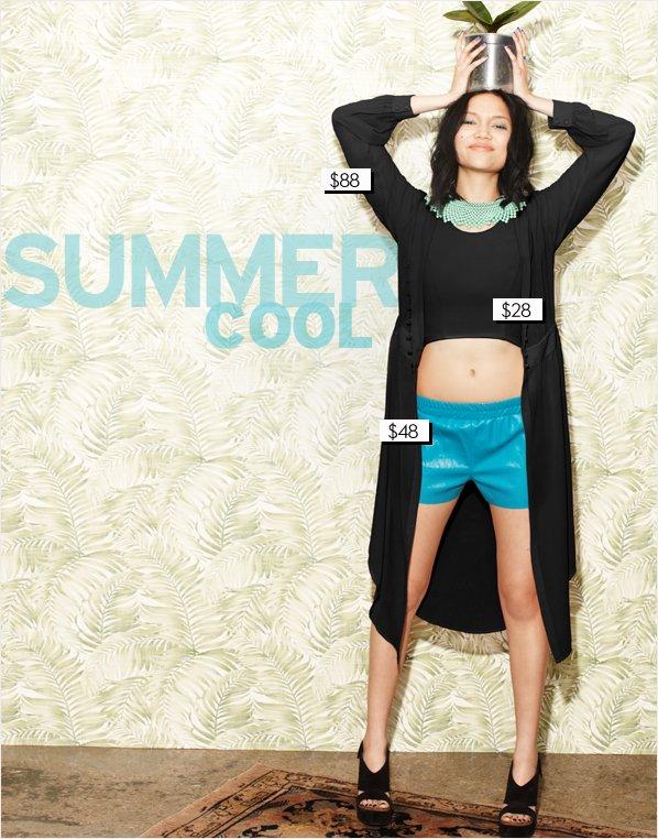 SUMMER COOL
