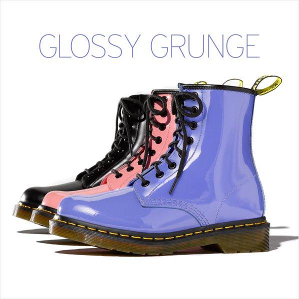 GLOSSY GRUNGE