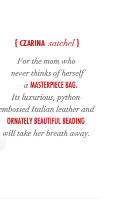 Czarina satchel H34212