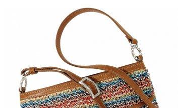 Feliz crochet messenger H72390