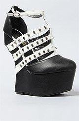 The Rush Shoe in Black