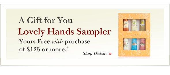 Shop Online.