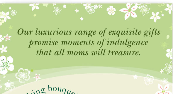 Shop Online for Mother's Day Gifts.