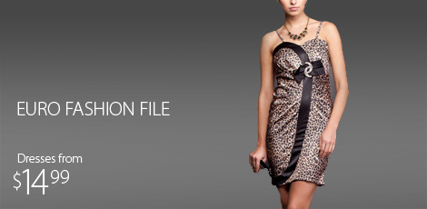 Euro fashion file