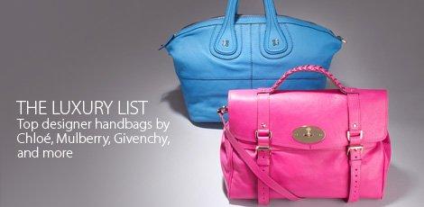 the Luxury list