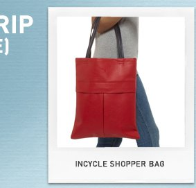 INCYCLE SHOPPER BAG