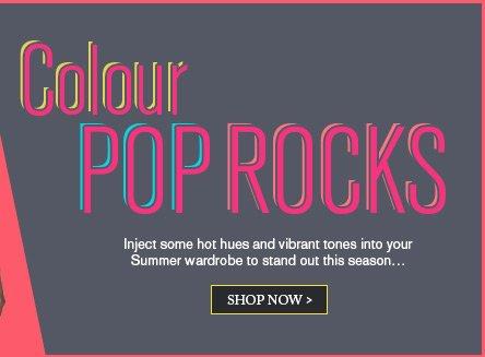 Coulour Pop Rocks