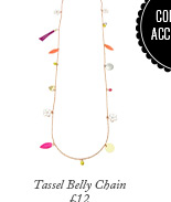 Tassel Belly Chain