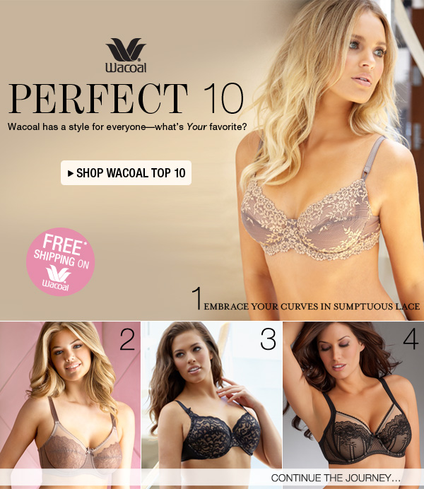 Shop Wacoal Top 10