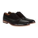 Black 'Bill' Shoes