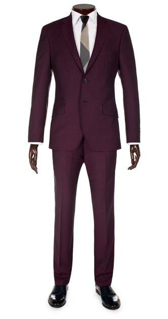Damson Abbey Suit