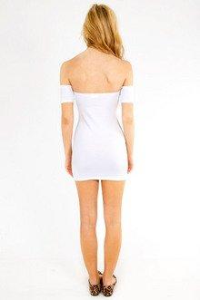 Showing Shoulders Bodycon Dress $25