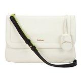 White Cross-Body Bag