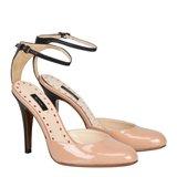 Beige Demi Shoes
